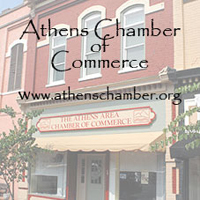 Visit McMinn Sponsor Athens Area Chamber of Commerce